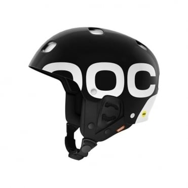 Receptor Backcountry MIPS Helmet - Black