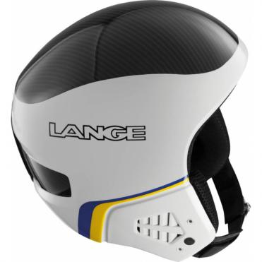 Race SR Helmet - Black/White - FIS Approved