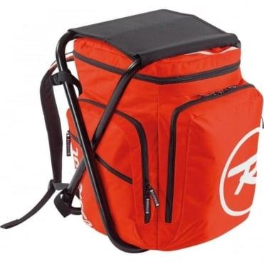 Hero Pro Seat Boot Bag Backpack - Orange
