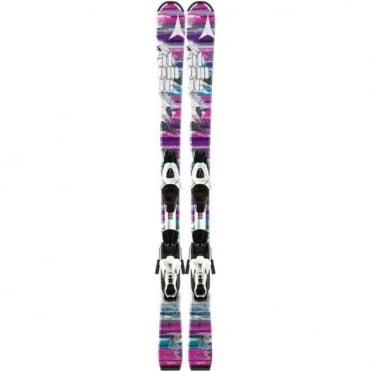 Atomic Vantage Girls 1 Junior Skis + XTE 045 Binding 80cm (2014)