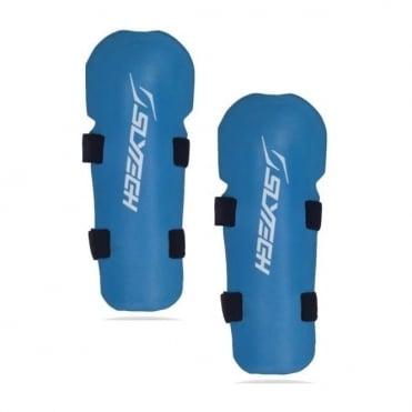 Shoulder Pro Race XT Naked Shoulder Guard - Blue
