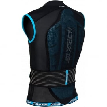 Back Pro XT Vest - Black/Blue