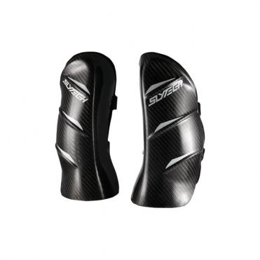 Nervous Evo Pro Carbon Shinguard - Black