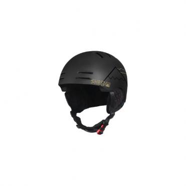 Slam Cap Why We Shred Helmet - Black