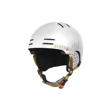 Slam Cap White Out Helmet - White