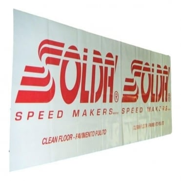 Ski Servicing Waxing Floor Protector
