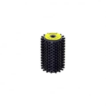 Roto Brush - Medium Nylon Black 120mm