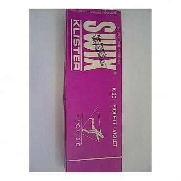 Klister K20 Wax (Violet) -1°C/+2°C 55g