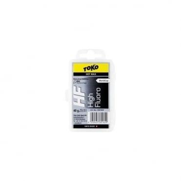 Tribloc HF Hot Wax Base Prep (Black) 40g