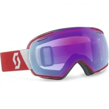 Linx Goggles - Red/Illuminator-50 Lens + Red Chrome Bonus Lens