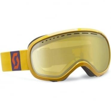 Off-Grid ACS Goggles - Golden Yellow/Light Sensitive Amp. Bronze Chrome Lens Cat. 1-3