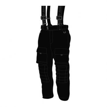 Unisex Coaches Landeck Pant - Black