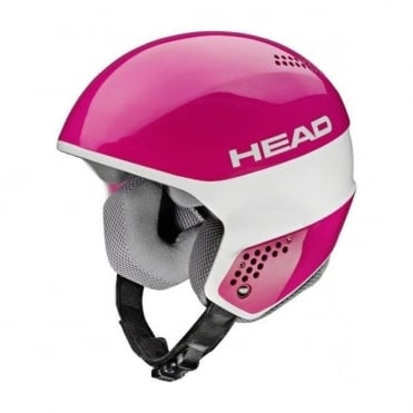 STIVOT Race Carbon Helmet - Pink (FIS Approved)