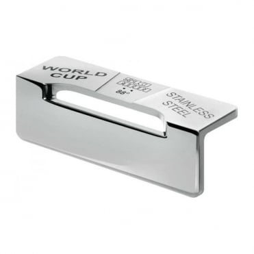 World Cup Inox Stainless Steel True Angle File Guide 87°