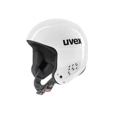 Helmet Jump - White (Non FIS)