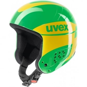 Helmet Wing Jump Race - Green (Non FIS)