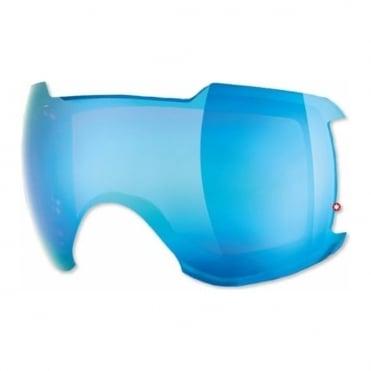 Downhill 2000 ESS Goggle Lens - Litemirror Blue Cat. S3