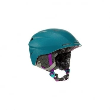 Jewel Helmet - Teal Blue