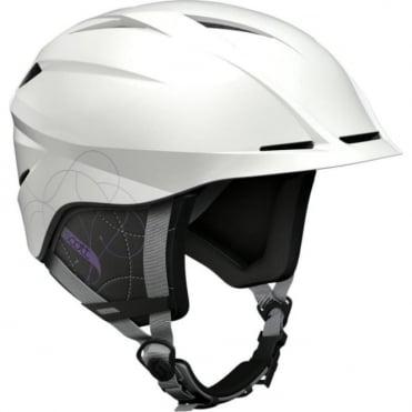 Helmet Tracker - Pearl White
