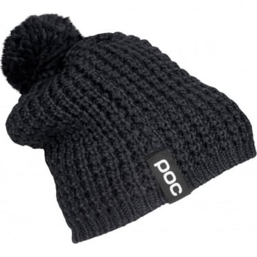 Colour Beanie - Black
