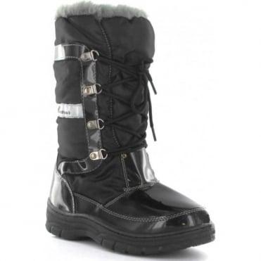 Wmns Rucanor Apres Spore2 Boot - Black