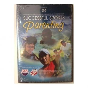 USSA Successful Sports Parenting Sports CD