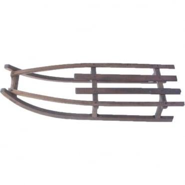 Vintage Wooden Sledges & Toboggans - No.4