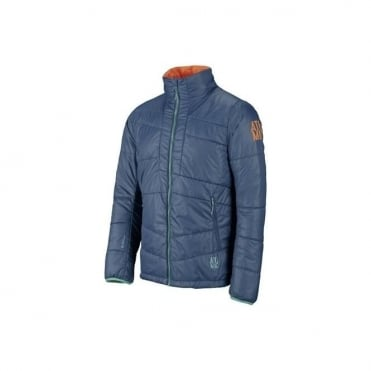 Mens Treeline Primaloft Tech Jacket - Shade Blue