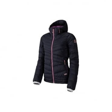 Wmns Ridgeline Tech Jacket Hybrid Insulator - Black