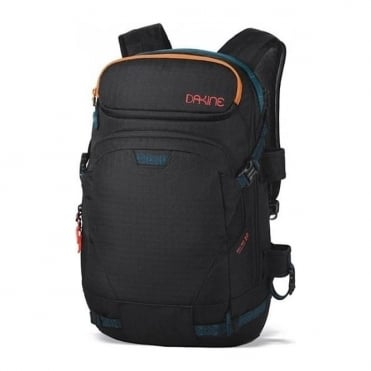 Wmns Backpack Heli Pro 20L - Black Ripstop