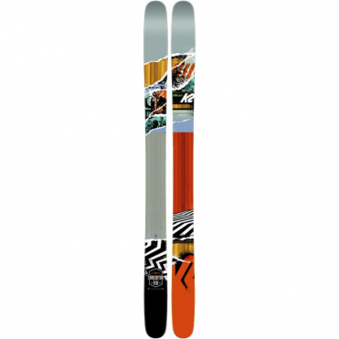 K2 Shreditor 112 Skis 189cm (2016)