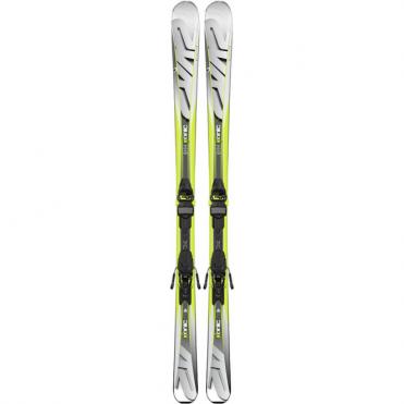 K2 Konic 78Ti Skis 163cm + M3 10 Binding (2016)
