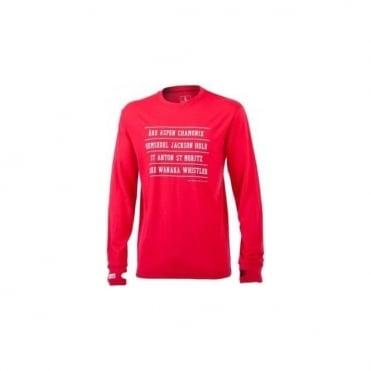 Men's Base Layer Original LS - Red
