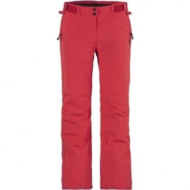 Wmns Tech Terrain Dryo Pant - Red