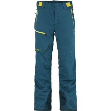 Mens Tech Ultimate Dryo Pant - Blue