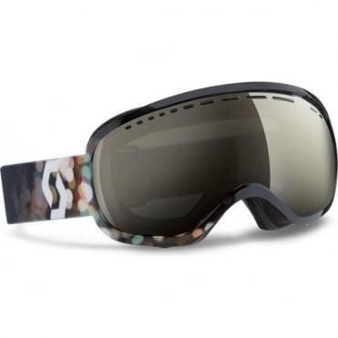 Off-Grid Goggles - Black with Solar Black Chrome Lens