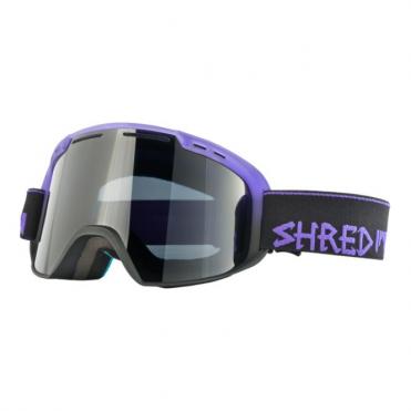 Amazify Goggles - Dark Fader Purple + Bonus Lens