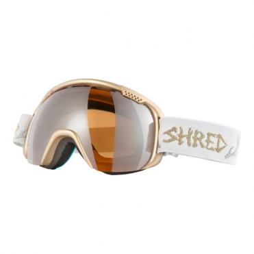 Smartefy Goggles - Femme Fatale Gold