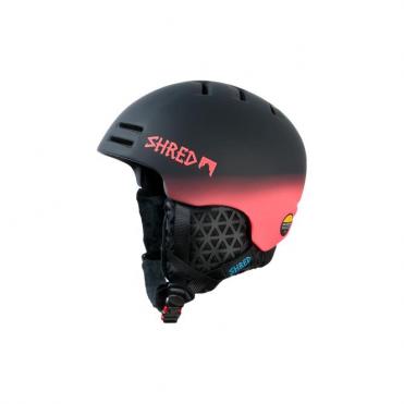 Slam-cap Helmet - Dark Fader/Rust Orange