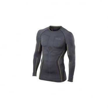 Mens Base Layer Longsleeved Shirt - Carbon Grey