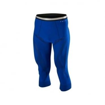 Mens Base Layer 3/4 Tight - Cobault Blue
