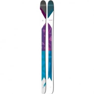 Fischer Ranger W 89 Skis 165cm  (2016)