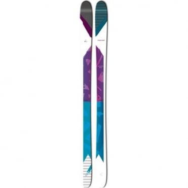 Fischer Ranger W 89 Skis 172cm (2016)