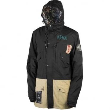 Mens Tech Jacket Outsiders - Tan Beige