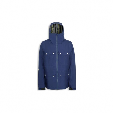 Mens Tech Jacket Corpus GTX - Navy