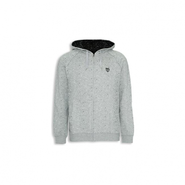 Mens Snowspeck Hoodie - Grey