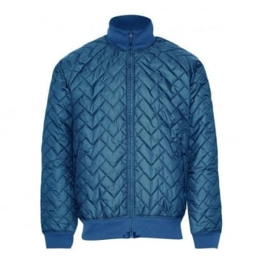 Mens Corpus Primaloft Jacket - Blue