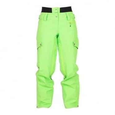 Wmns Corpus Birdie Gtx Pants Bright Neon Green