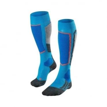 Wmns Sk2 Ski Socks - Wave Blue