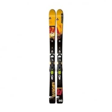 Fischer Skis Ranger 96 TI 178cm + Attack 13 Binding  (2015)